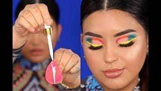 Tutorial de maquillaje en tendencia paso a paso