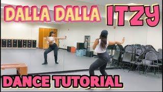 """ITZY """"달라달라(DALLA DALLA)"""" - DANCE TUTORIAL   CHORUS"""