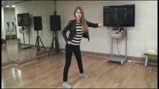 Naver Music Jiwon Russian Roulette Dance Tutorial