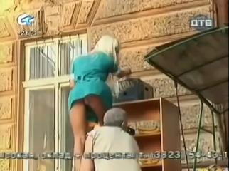 Funny Clips Hot Girl Booty Fruit Seller