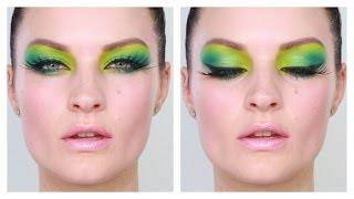 Urban Decay Electric Palette 'Brasil' Makeup Tutorial