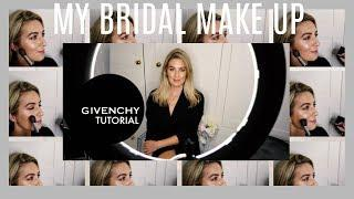 GIVENCHY BEAUTY DID MY WEDDING MAKE UP & HERE IS THE TUTORIAL!  | IAM CHOUQUETTE WEDDING
