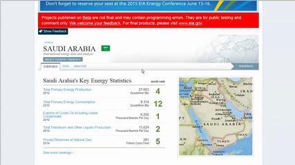 International Energy Portal Tutorial