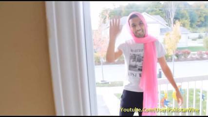 Zaid Ali When Desi Aunties Leave - Zaid Ali Funny Video