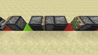Observer Binary Counter -- Minecraft Tutorial