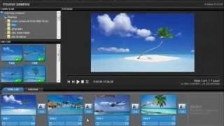 Proshow 5 Photodex 5 Tutorial In Italiano N. 2 Primi Passi Slideshow.  First Steps