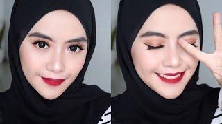 Bold Red Lips Makeup Tutorial - Shafira Eden