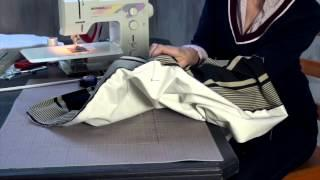 Annie Sloan - Fabric Tutorial No.3 - A Swedish Blind