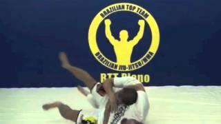 BTT Plano Brazilian MMA - Self-defense From Headlock Tutorial
