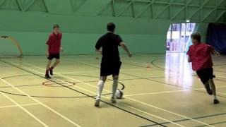 Learn 2 V 1 Attacking Drill For Football Soccer