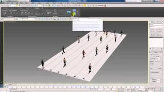 Populate Tutorial In 3dsmax 2014 Thai Part 2