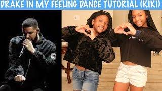 (Drake) In My Feelings Dance challenge| Dance Tutorial | Adorable Attitudes