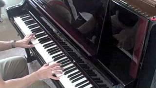 Portuguese Love Theme Acoustic Piano Cover