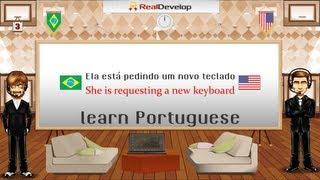 Portuguese Video Tutorial For Beginners 3 Learning Portuguese Brazilian