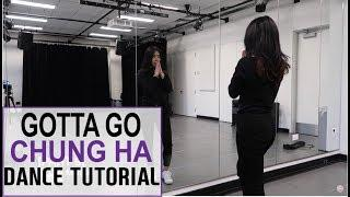 "청하 (CHUNG HA) - ""벌써 12시 (Gotta Go)"" - Lisa Rhee Dance Tutorial"