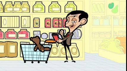 Food Shopping with Teddy | Funny Clip | Mr. Bean Official Cartoon