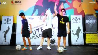 2º Campeonato Brasileiro De Futebol Freestyle