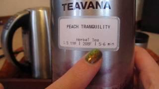 Teavana And Cuisinart Electric Tea Kettle