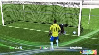 FIFA 13 Tutorial - Cruzamento Especial / Chute Por Cobertura Especial | PORTUGUÊS