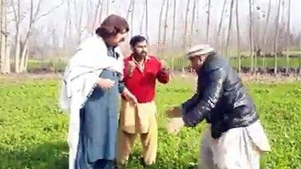 Struggle of funny Pathan to reach office on time...