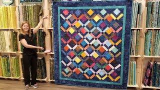 Have your cake, and eat it too! Three Layer Cake Quilt Tutorial :)