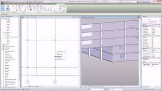 Step06/14-Autodesk Revit Architecture 2011-English Tutorial1/3