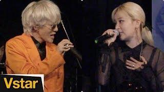 Zion.T '멋지게 인사하는 법(Hello Tutorial) (feat. 슬기 of Red Velvet)' @EP앨범 'ZZZ' 쇼케이스