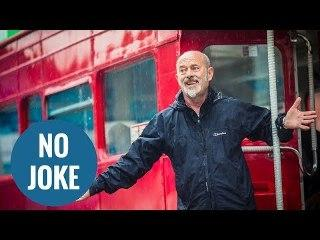 Actor Keith Allen slams Edinburgh and Geordie comics for not being funny.