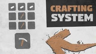 Scratch Tutorial | How To Make A Crafting System | Inventory Part 2