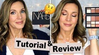NARS Skin Deep Palette   Tutorial, Review, + Swatches