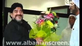 Maradona Shkarkohet Edhe Nga Al Wasl   Albanian Screen TV