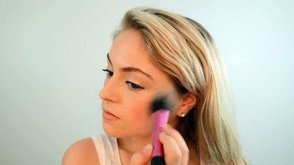 Cinderella Makeup and Hair Tutorial