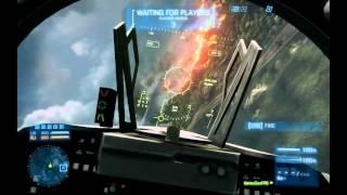 Battlefield 3 Tutorial - Jet Speed Control (Hebrew)