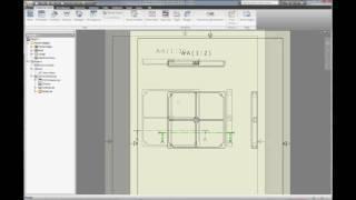 Inventor Autodesk Tutorial Parte05 - Italiano