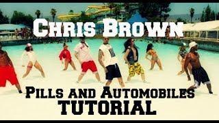 "TUTORIAL ""PILLS & AUTOMOBILES"" CHRIS BROWN DANCE | OFFICIAL CHOREOGRAPHY PT-BR"