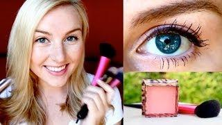 Fresh, Natural Makeup: An Easy Everyday Tutorial!