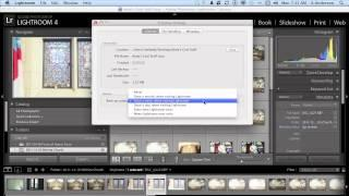 Adobe Photoshop Lightroom 4 Tutorial | Catalog Settings
