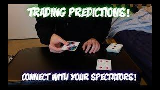 Trading Predictions: SUPER Dope Card Trick Performance And Tutorial!