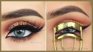 TOP Best Viral Eye Makeup 2018 | New Makeup Tutorial Compilation | Part 19