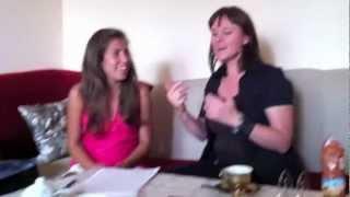 Malins Bulgaria Diary 2 / Shopluk Singing Lesson With Diyana