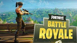 Fortnite Battle Royale Tutorial - PC/XB1/PS4