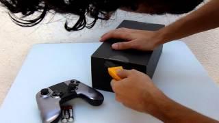 OUYA - Unboxing Brasileiro