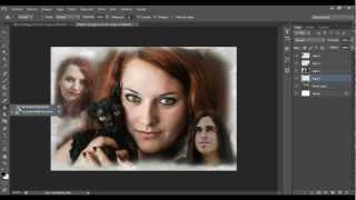 TUTORIAL PHOTOSHOP ESPAÑOL: Crear Un Collage