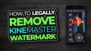 How To Remove Watermark On Kinemaster For Free | Full Tutorial