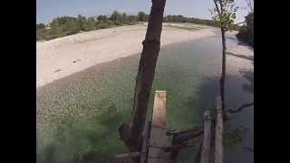 GoPro: Cliff Diving (River Piave, Italy)