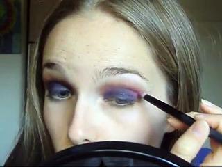 Sweet Purple Makeup Tutorial