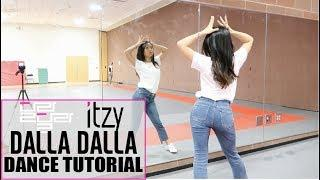 "ITZY ""달라달라(DALLA DALLA)"" Lisa Rhee Dance Tutorial"