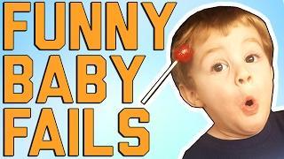 Funny Babies Fails: It's Not Their Fault || FailArmy