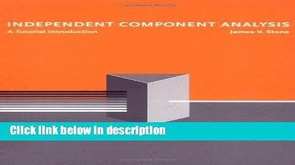 Books Independent Component Analysis: A Tutorial Introduction (MIT Press) Full Online