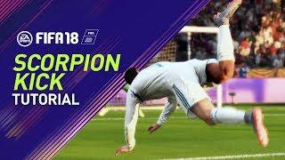 FIFA 18 | SCORPION KICK TUTORIAL | PS4/XBOX ONE